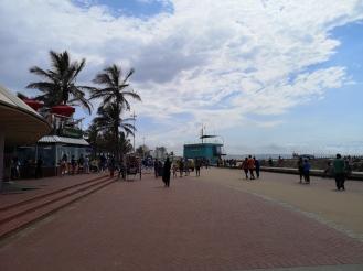 North Beach promenade, Durban