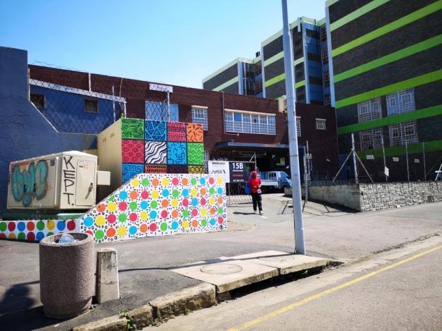 Vibrant streets, Durban