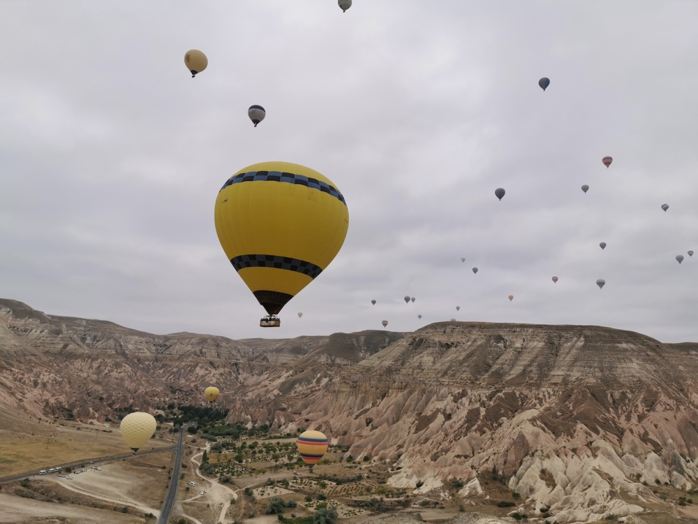 Hot-air-balloons-Cappadoccia-Turkey